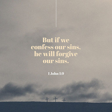 Living in the Power of God's Forgiveness