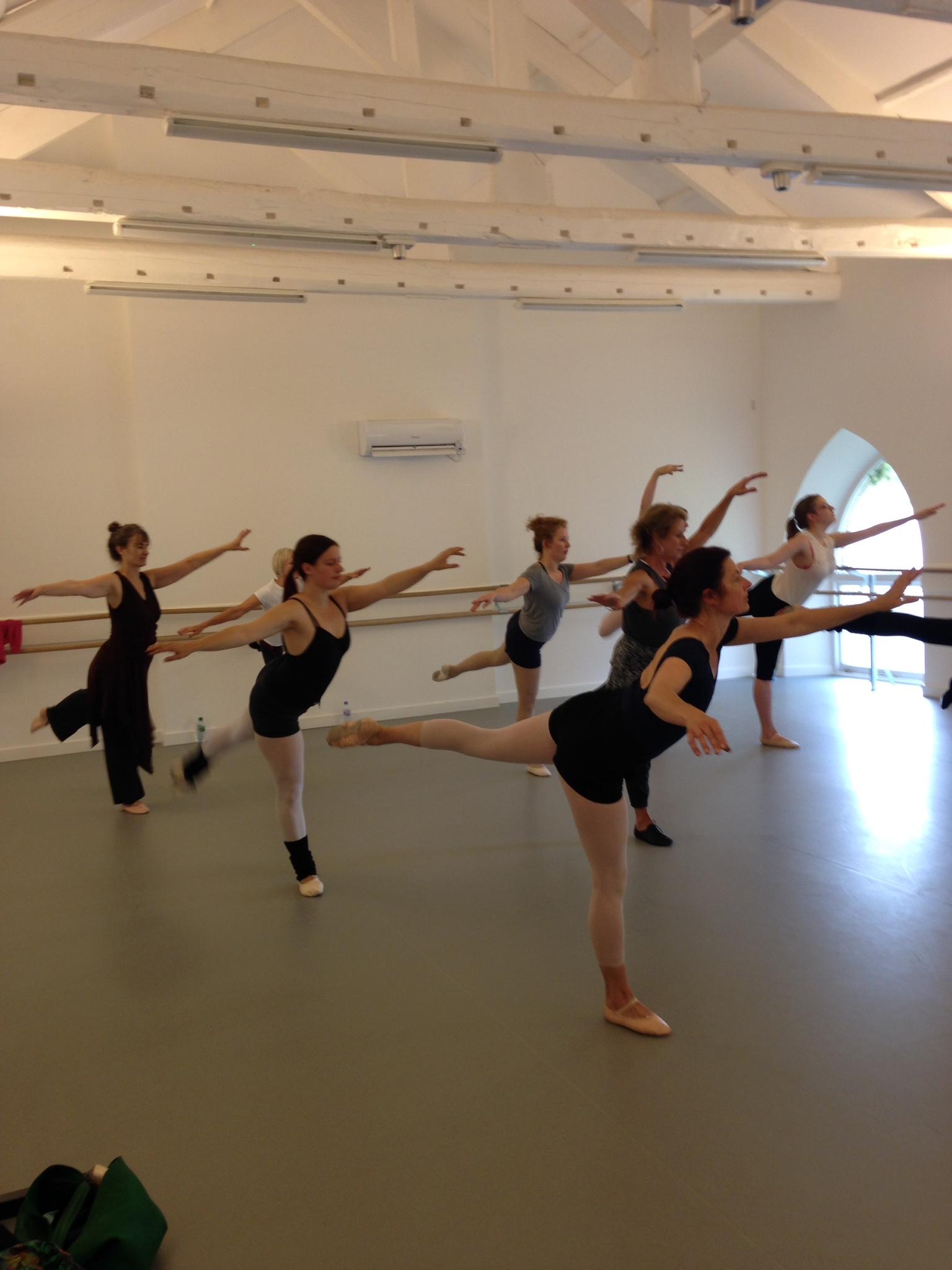 Adult Ballet Totnes