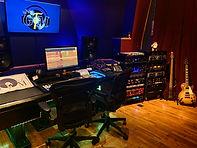 Control Room @ GFM Recording Studios in Kansas City