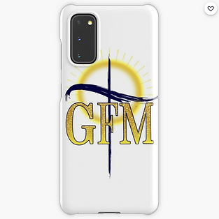 GFM Modern Recording Christian Samsung Galaxy Phone Case