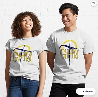 GFM Modern Recording Christian Mens Womens TShirt