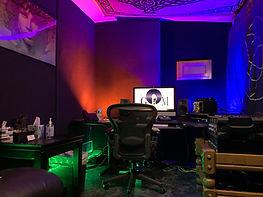 The Cave Studio at GFM Recording Studios in Kansas City