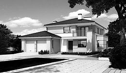 Остекление домов и коттеджей, окна недорого