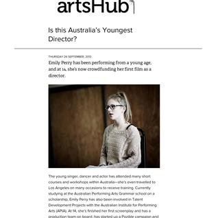 Arts Hub - September 2013.png