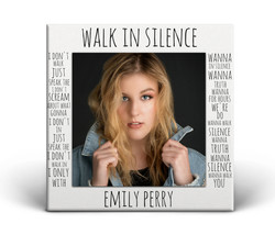 NEW SONG!! WALK IN SILENCE
