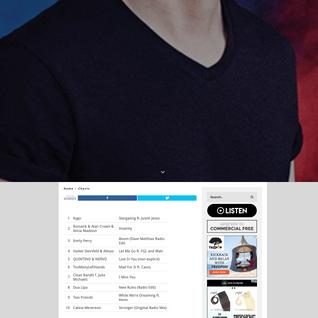 Nexus Radio Top 10 Chart - December 2017