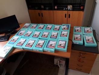 48 TABLETS ΣΕ ΟΛΕΣ ΤΙΣ ΣΧΟΛΙΚΕΣ ΜΟΝΑΔΕΣ ΤΗΣ ΒΟΡΕΙΑΣ ΧΙΟΥ από το ΚΛΗΡΟΔΟΤΗΜΑ ΜΙΧΑΗΛ Η.ΨΩΜΟΣΤΗΘΗ σε συ