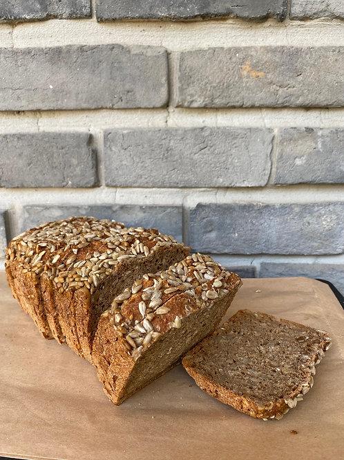 לחם גרעיני חמניה