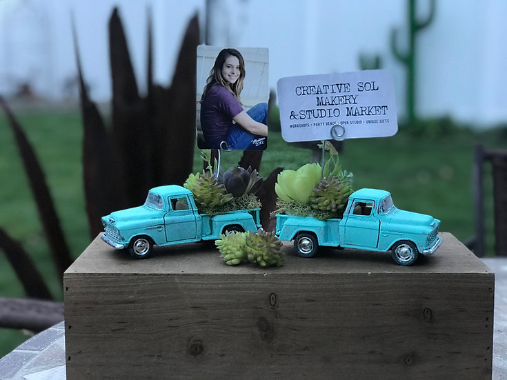 Pickup Truck Craft Kit