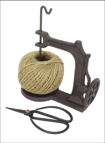 String Holder with Scissors