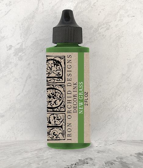 New Grass Decor Ink - 2oz.