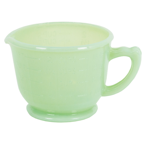 Jade 2 cup measuring cup