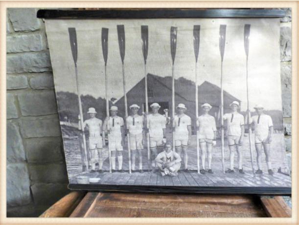 Rowing Team Canvas