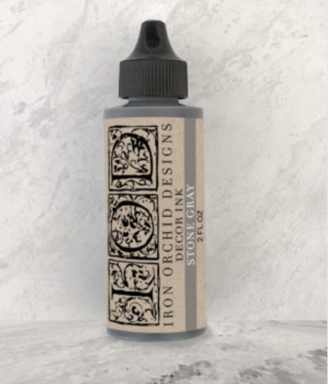 Stone Gray Decor Ink - 2oz.