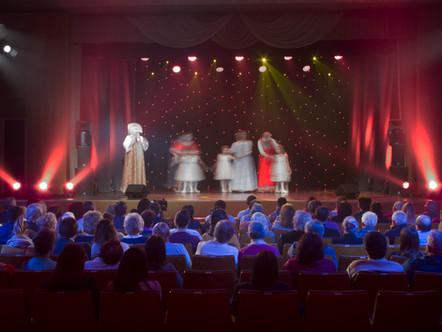 Kamishibai-Theater in der Schlosskirche-Neues Gottesdienstformat für Familien und Kinder am 3.Advent