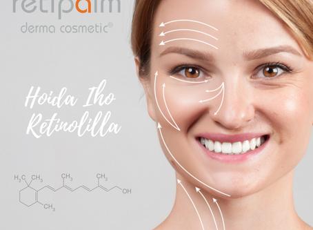 Totuus kosmetiikasta - A-vitamiini