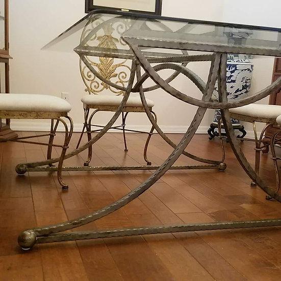 custom table's