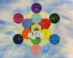 Ami Hasson; Music + Meditation Man.