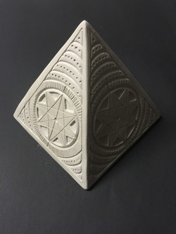 Porcelain Pyramid