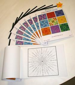 Mandala Colouring Book