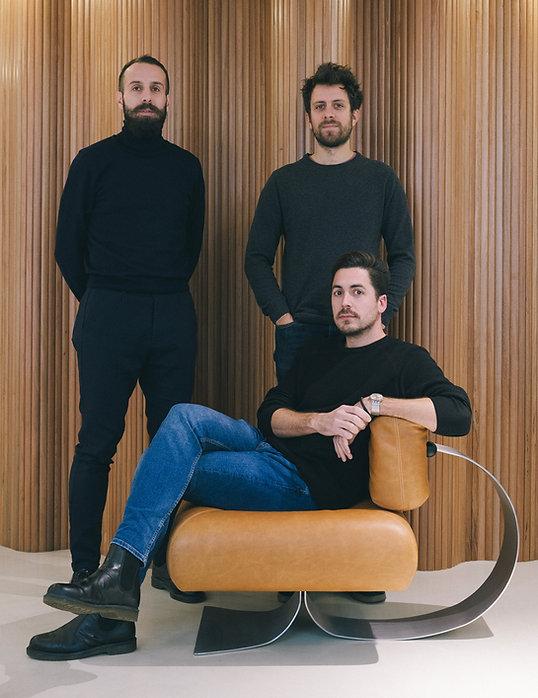 Superluna Studio, Luca Satori architetto