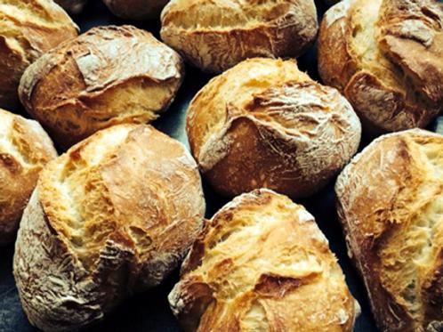 Il Pane di Grano Duro con farina Bio.
