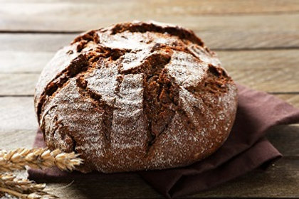 Il Pane di Grano Duro con farina Integrale Bio.