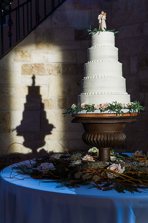 Wedding Cake Shadow