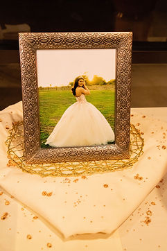 Quinceanera Framed Picture