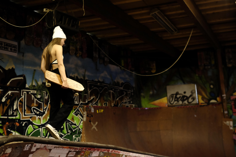 Denmark skateboarder