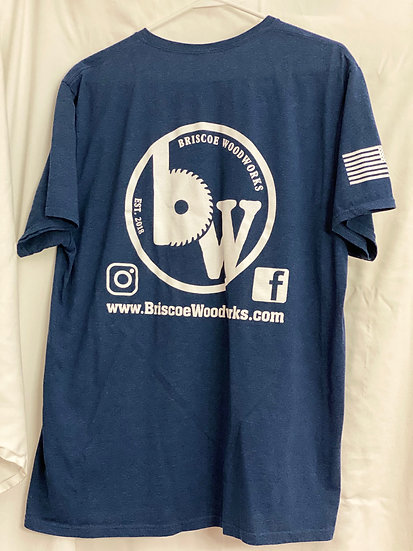 Briscoe Woodworks T-Shirt