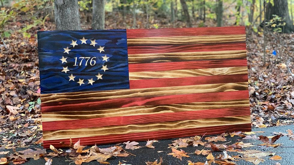 Betsy Ross 1776