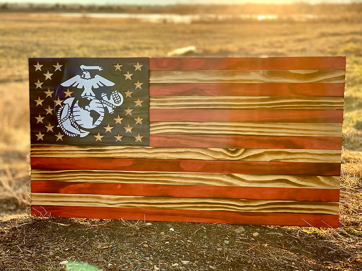 Marine Corps Eagle, Globe and Anchor