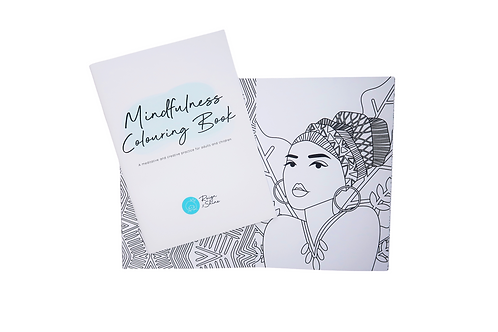 Reign x Shine Mindfulness Colouring Book