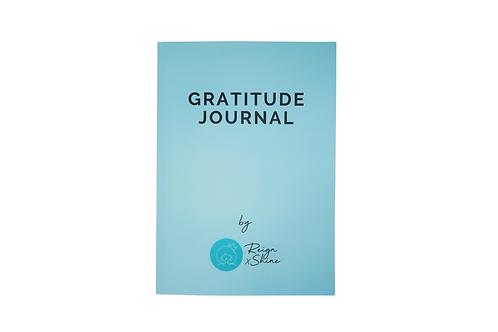 Reign x Shine Gratitude Journal