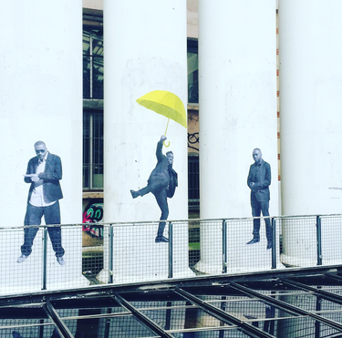 photographed at Centre Pompidou in march 2017