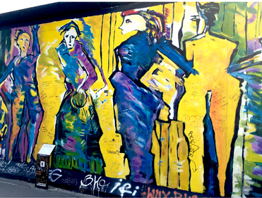 East Side Gallery - Berlin - June 2016