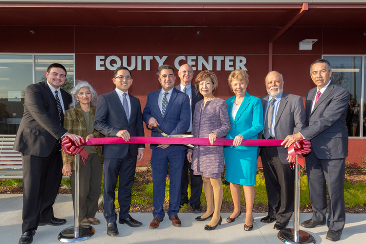 Opening the new Equity Center