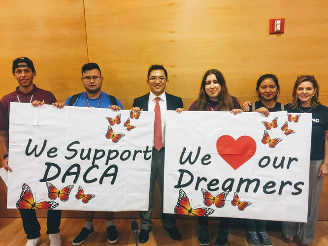 Standing with our Dreamers