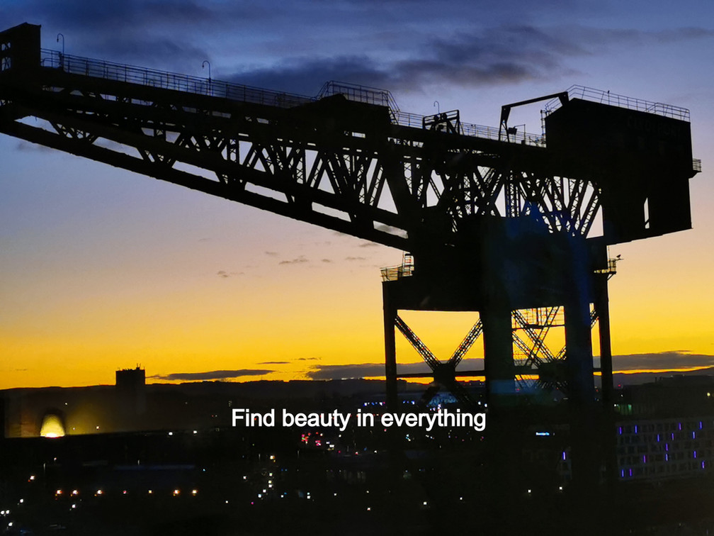 Finnieston Crane Glasgow