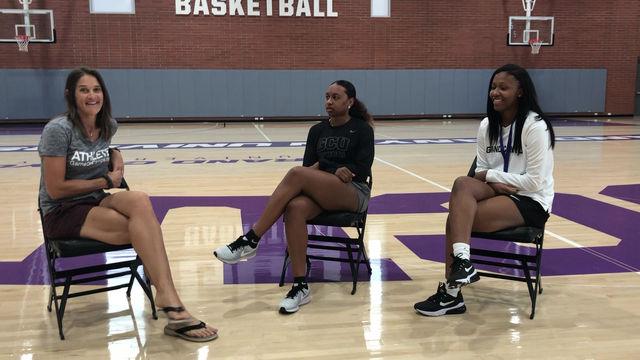 Women's Basketball and Black Lives Matter
