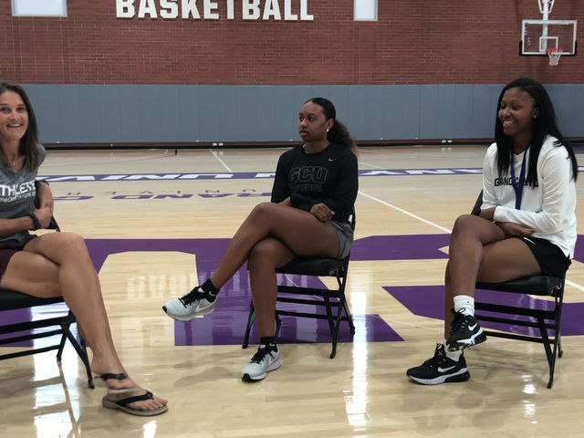Women's Basketball and Black Lives Matter