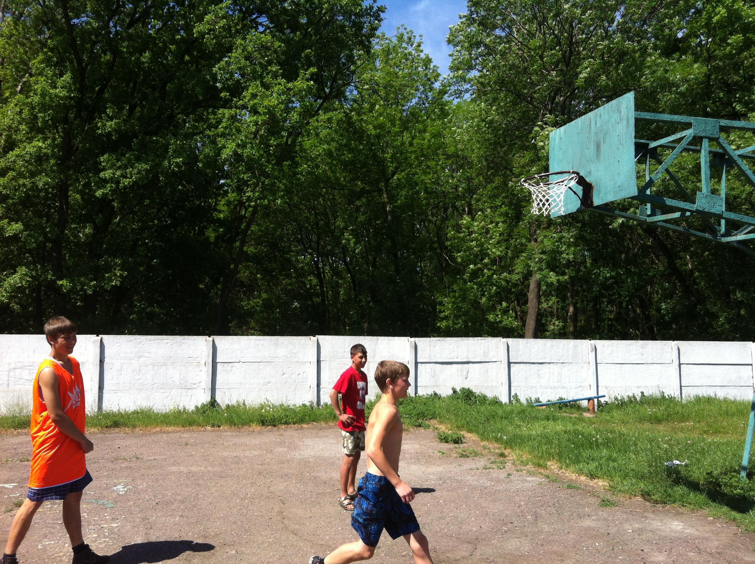 Basketball in Ukraine