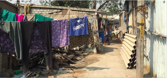 Slum Villages - India