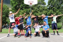 Game On Camps - Basketball