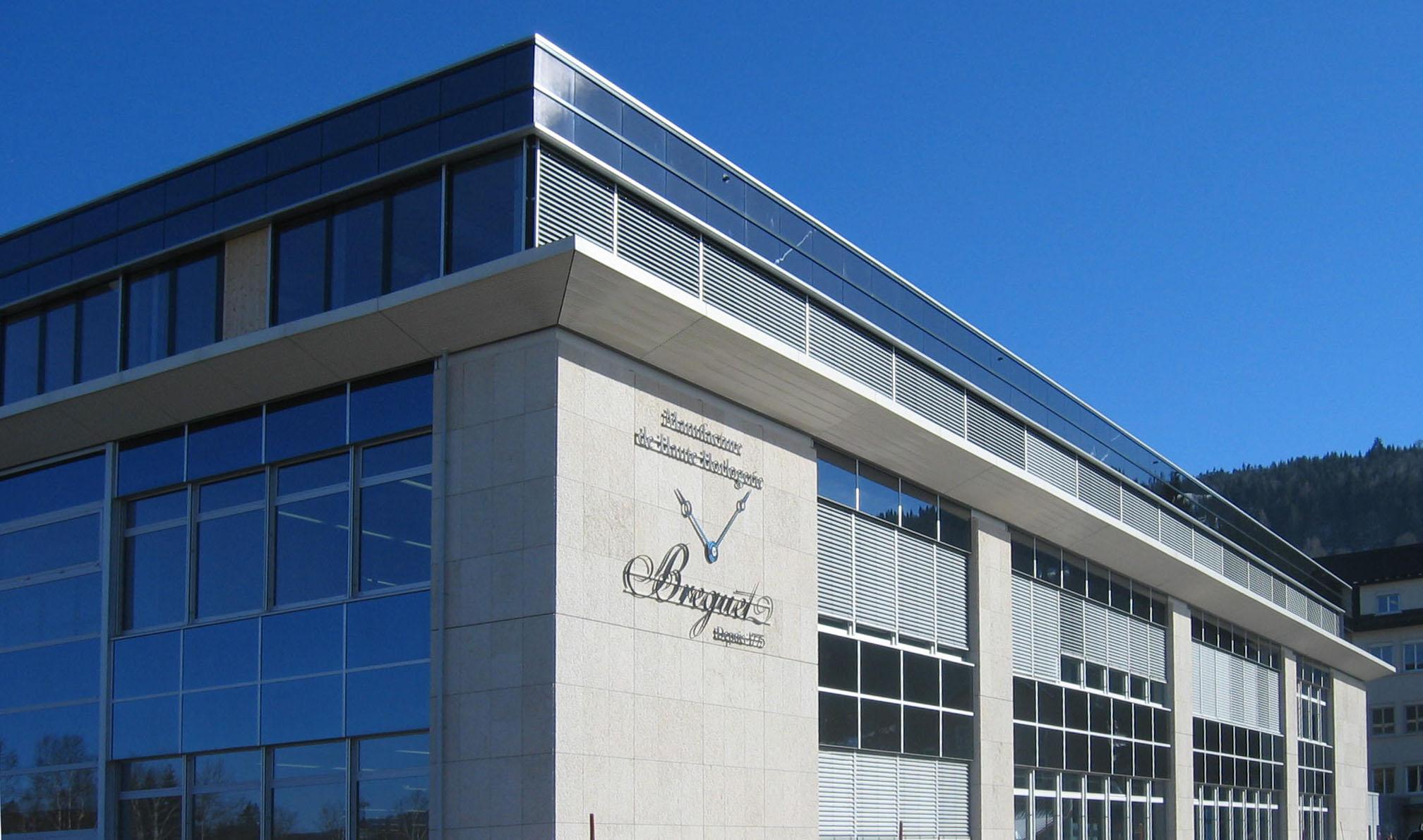 Manufacture Breguet