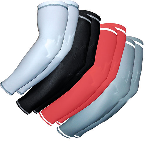 High quality compression sleeves with elbow pad