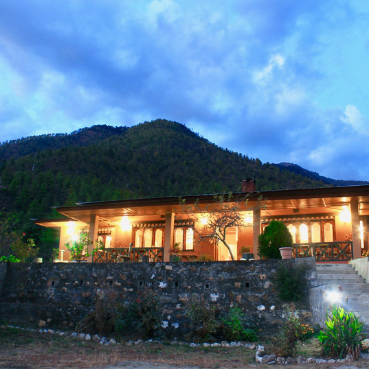 Bhutan Eco Lodges | Yewong Eco Lodge