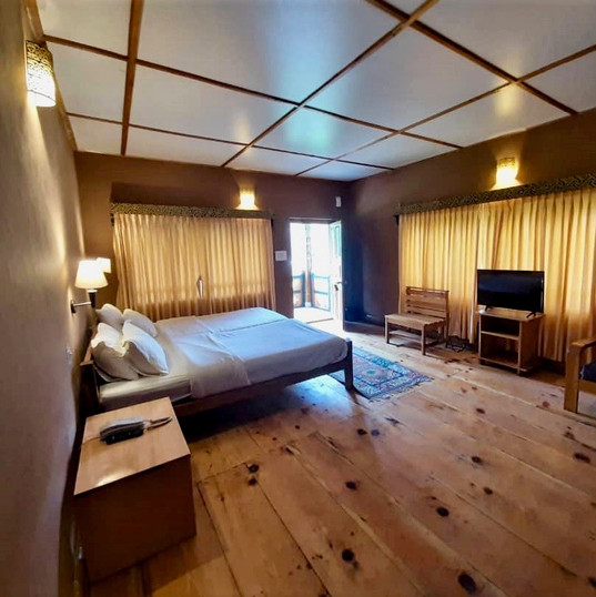 Yewong Eco Lodge | Double Room