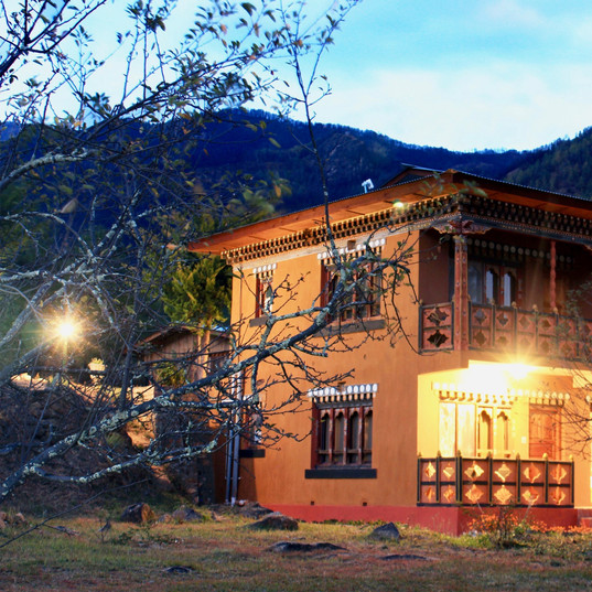 Yewong Eco Lodge | Room Exterior